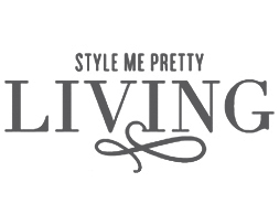 Style Me Pretty Living feature Lovestruck Wedding and Events