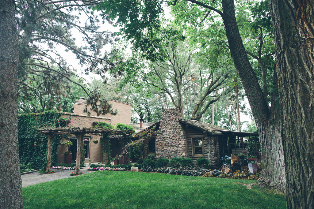 Nebraska Midwest Wedding Private Residence