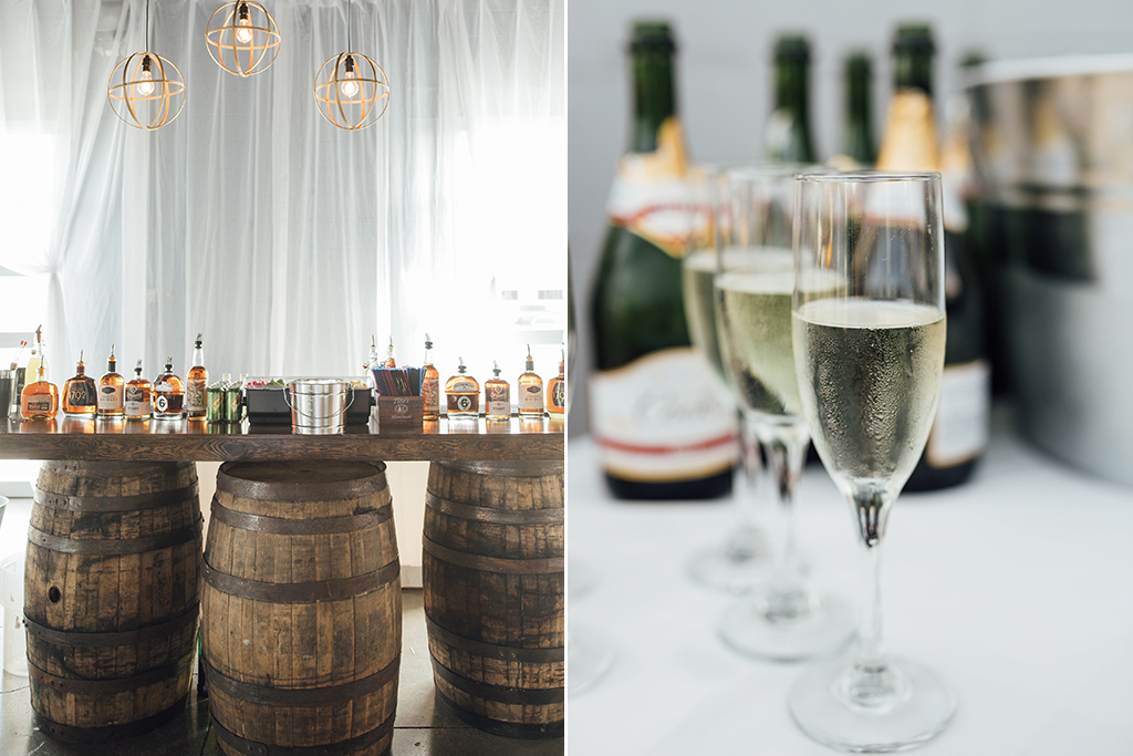 Diamond Room Omaha Nebraska Whiskey Bar Champagne