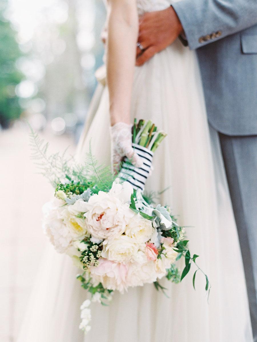 Holland Performing Arts Omaha Nebraska Wedding Bouquet