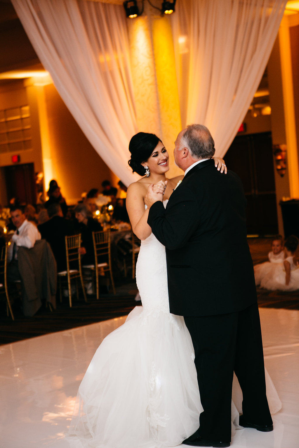 Omaha Nebraska Hilton Hotel Father-Daughter Dance