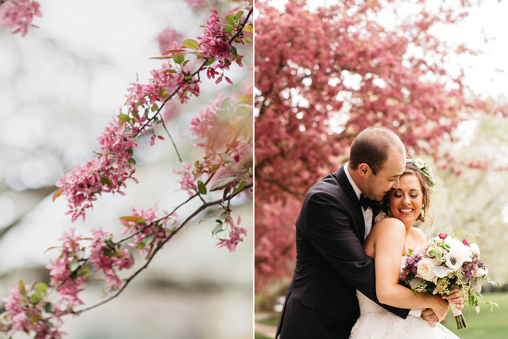 Omaha Nebraska Midwest Wedding Couple Photos Flowers