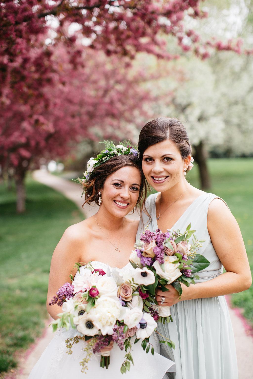 Omaha Nebraska Midwest Wedding Bridesmaid