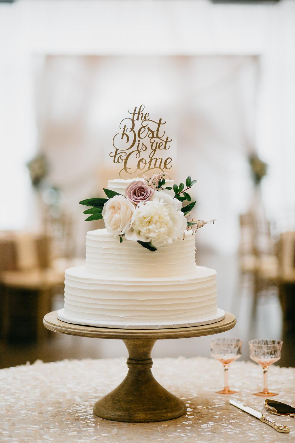 Omaha Nebraska Midwest Wedding Cake