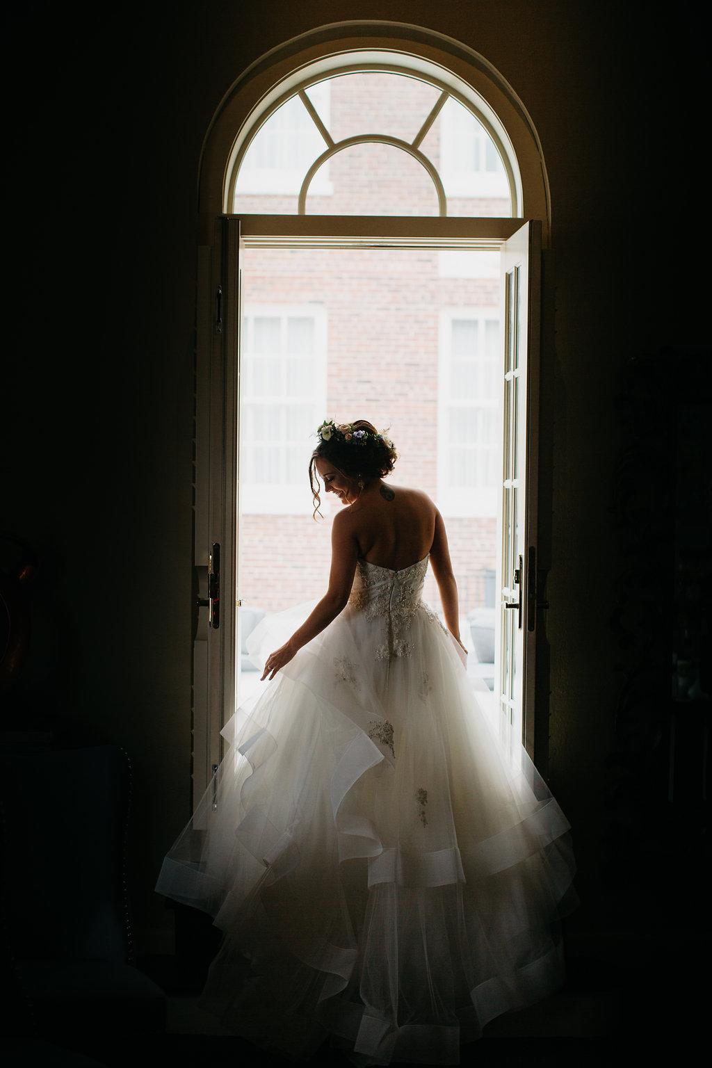 Omaha Nebraska Midwest Wedding Bride Beauty