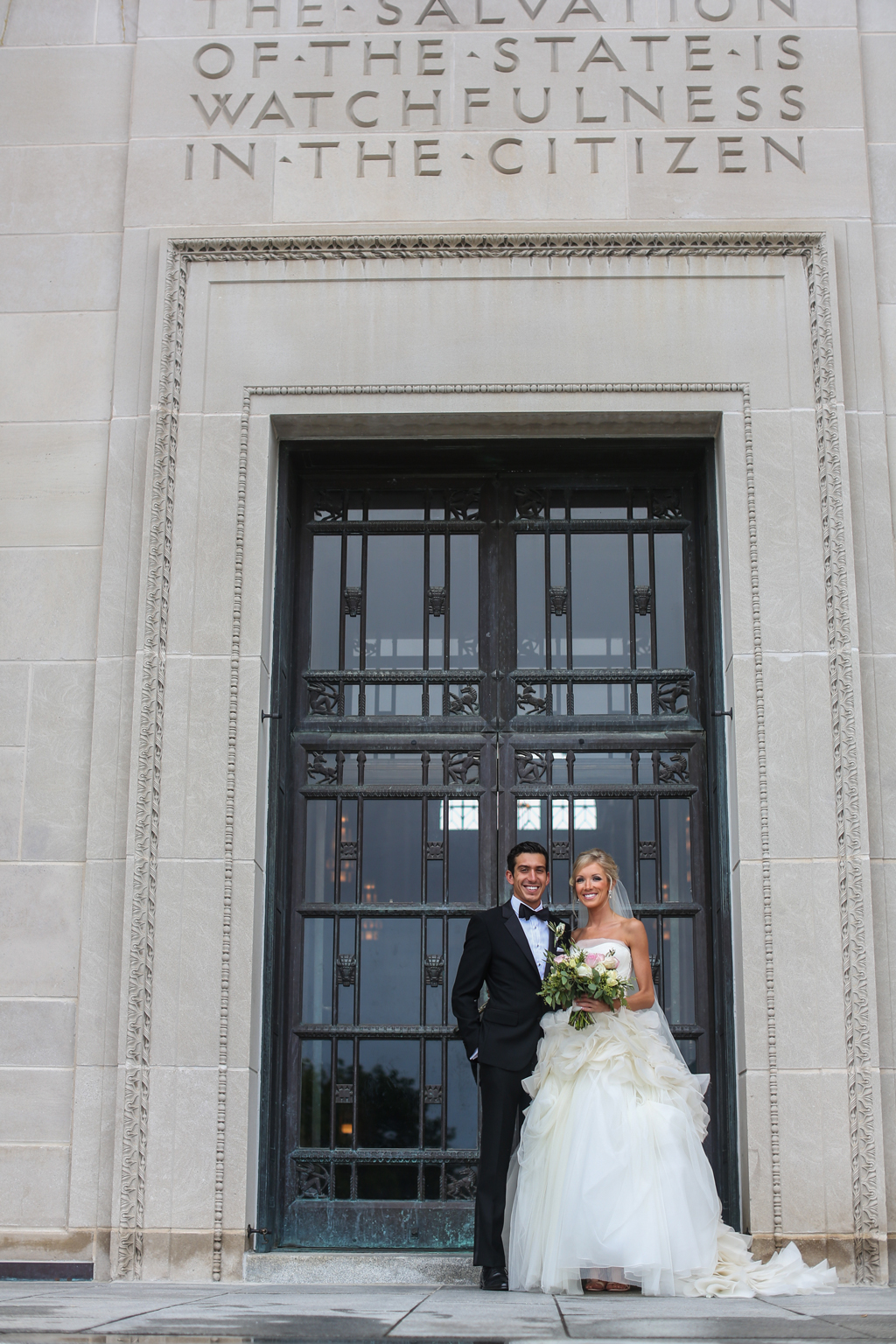 Nebraska Midwest Wedding Couple Photo