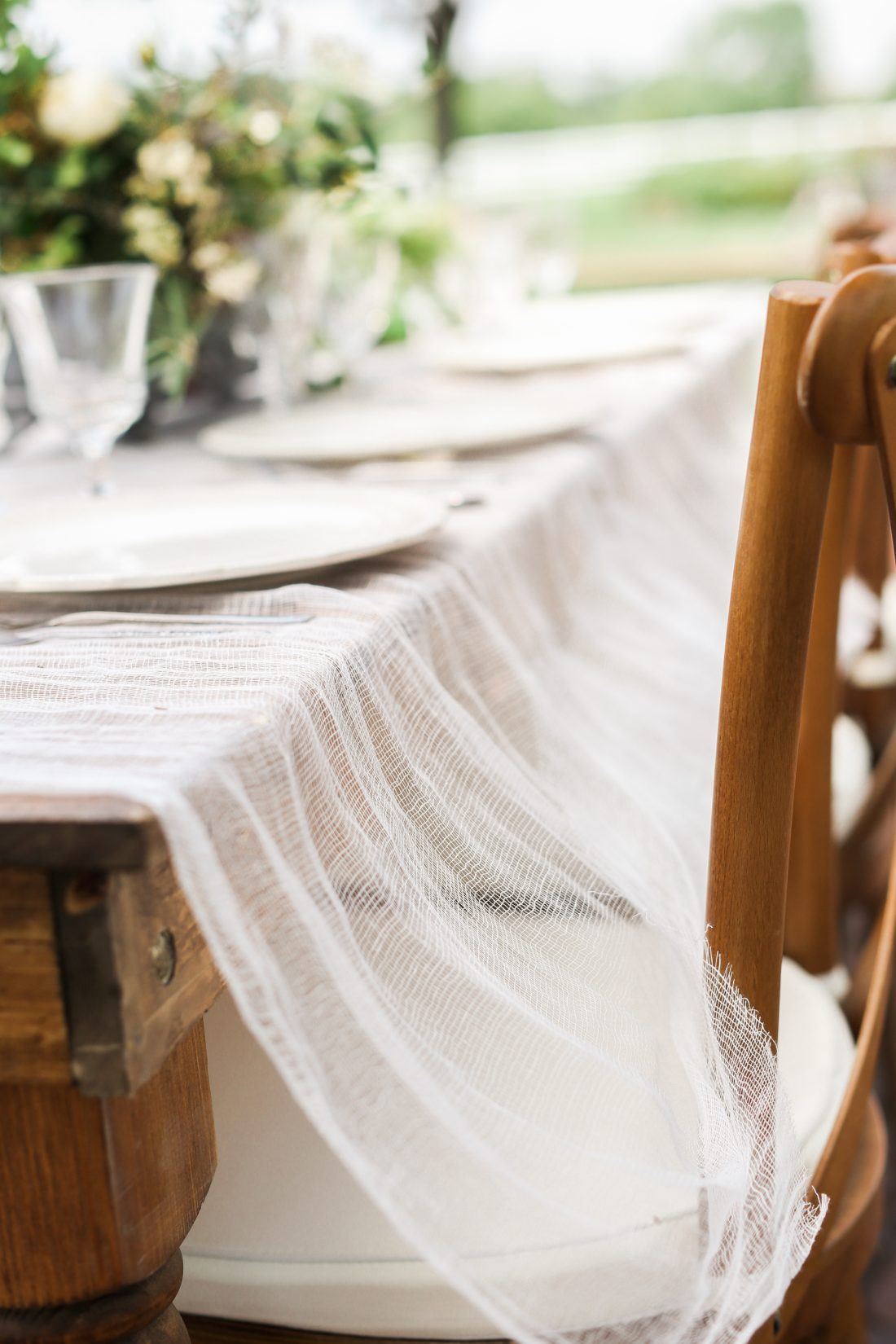 Mildale Farms Kansas City Wedding table