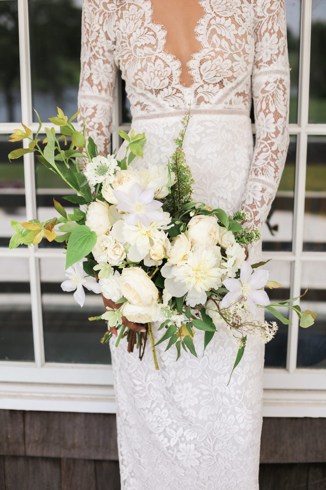 Mildale Farms Kansas City Wedding bride bouquet