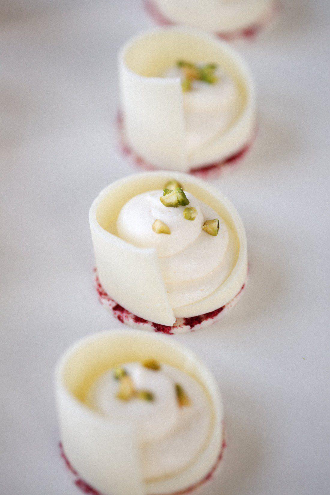 Kansas City Wedding Styled Shoot Winery Mini Desserts