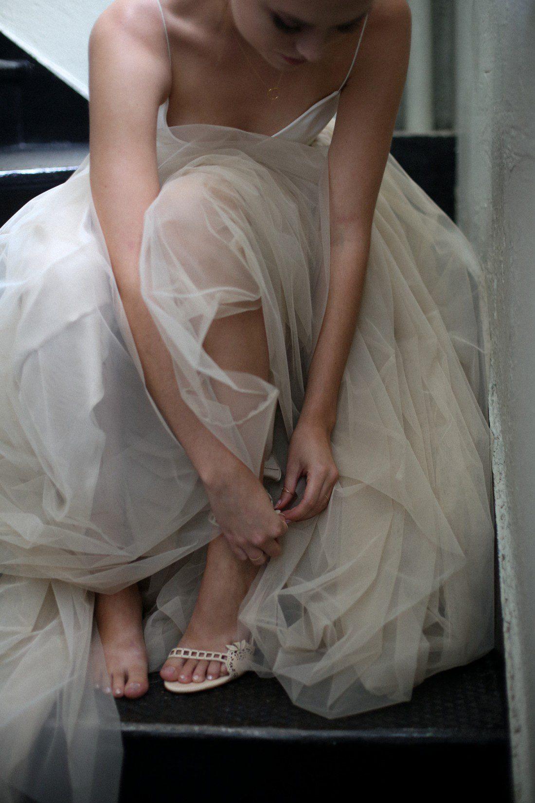 Kansas City Wedding Styled Shoot Winery Bride Shoes