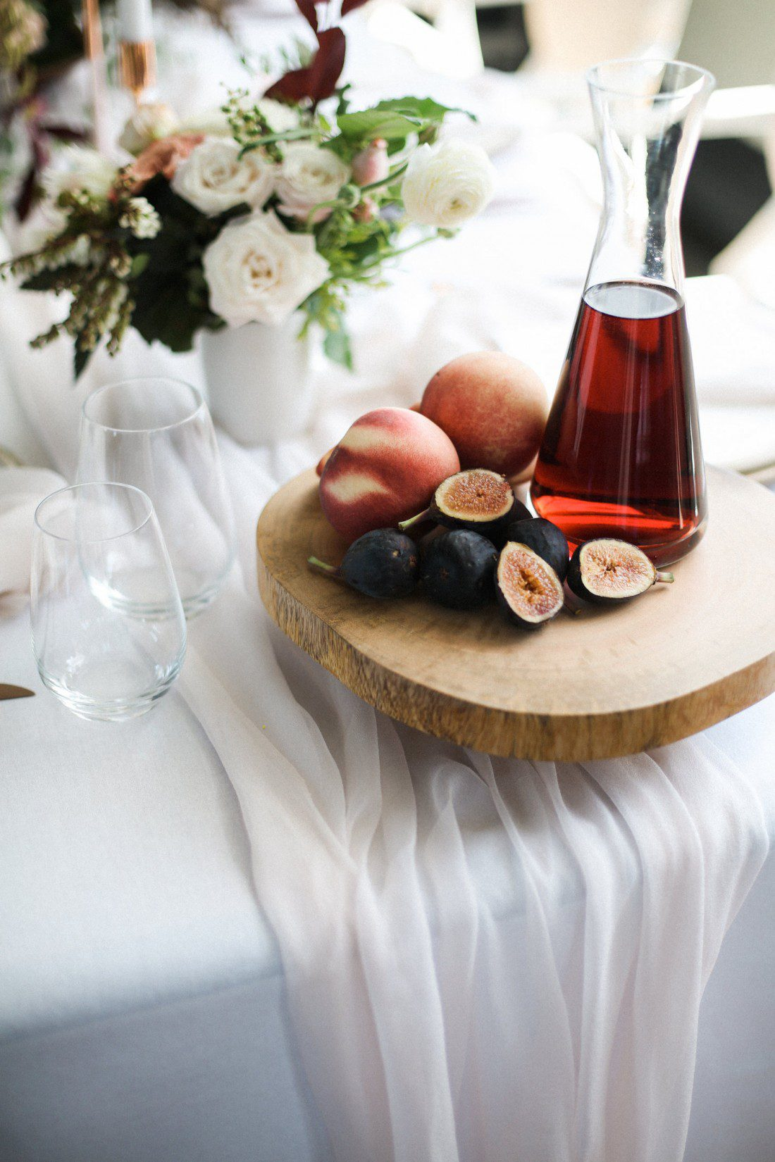 Kansas City Wedding Styled Shoot Winery Tablescape