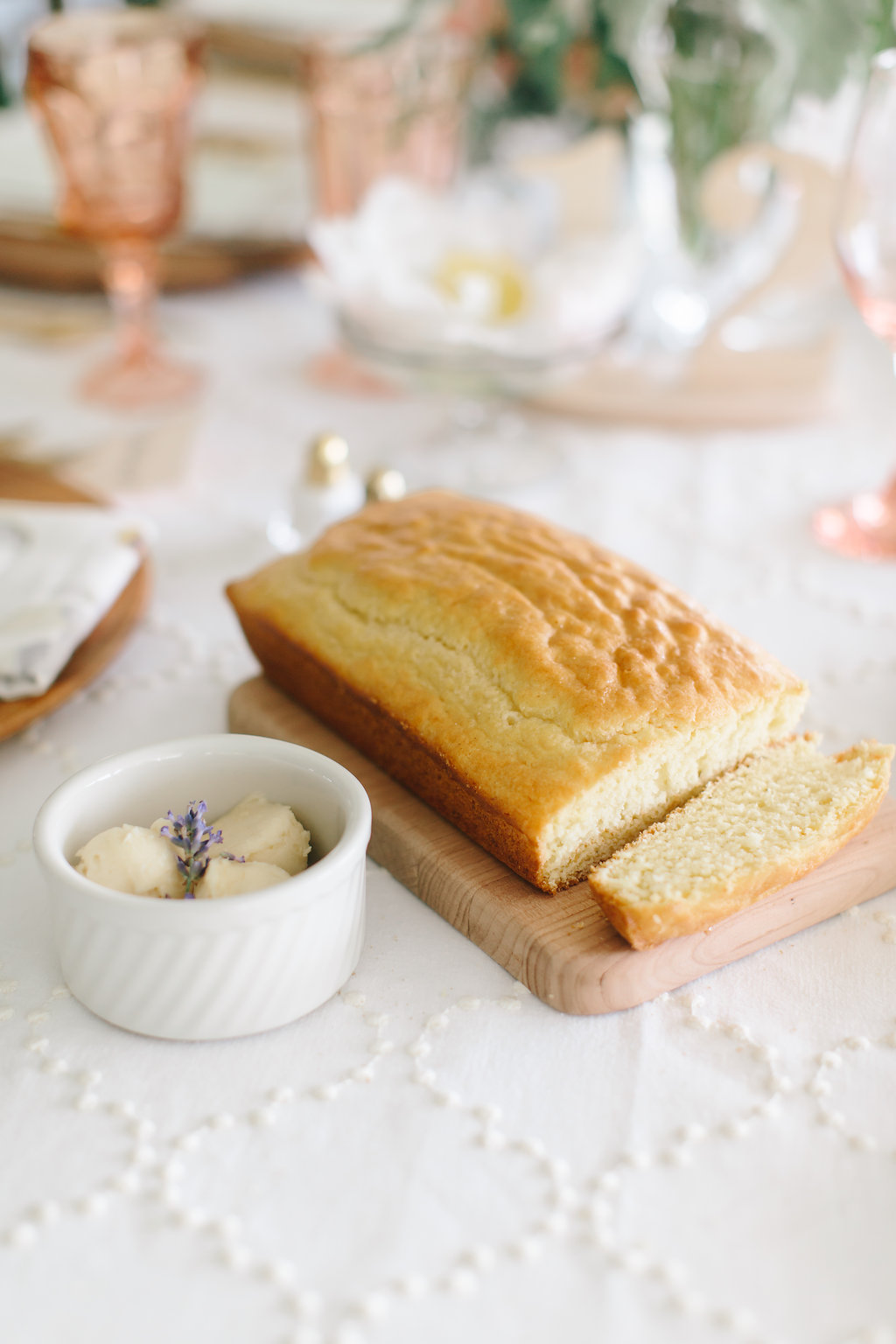 Nebraska Midwest Tent Wedding Corn Bread