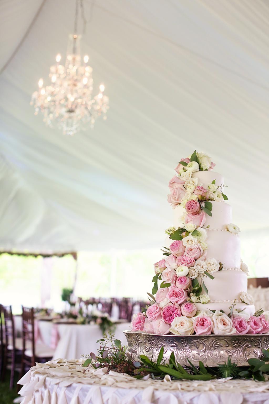Nebraska Midwest Wedding Cake