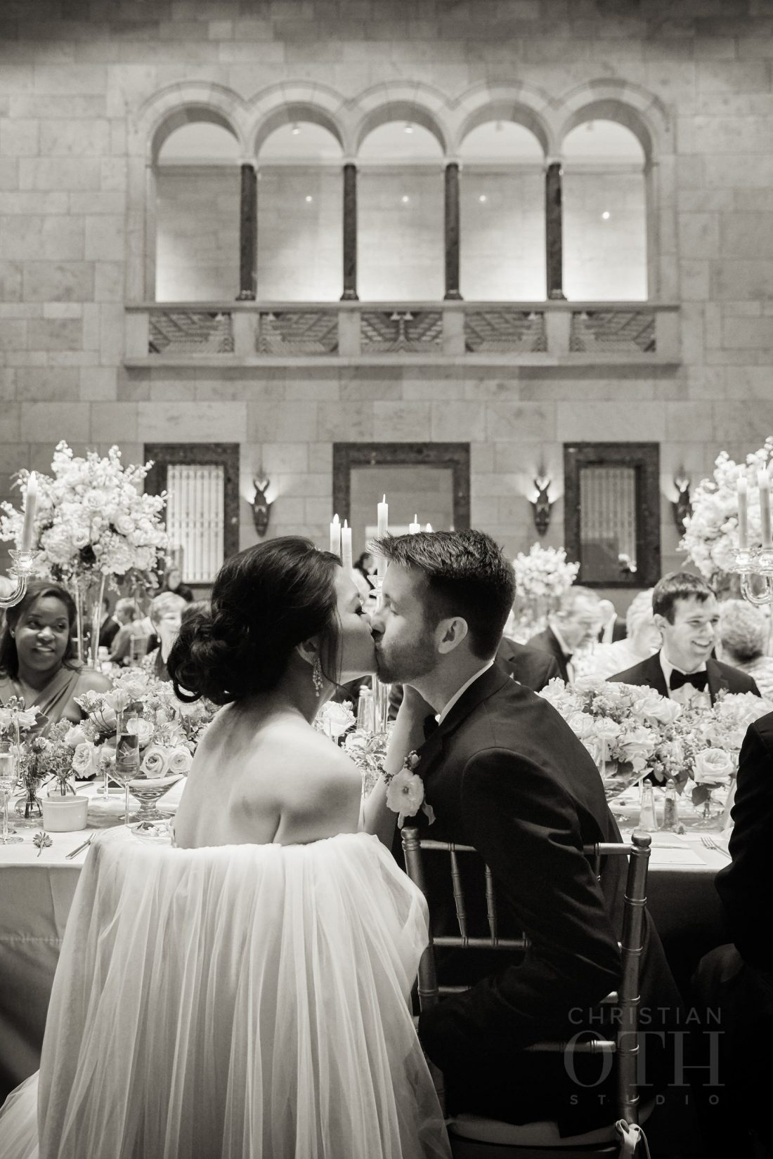 Joslyn Art Museum Omaha Nebraska Wedding Toasts