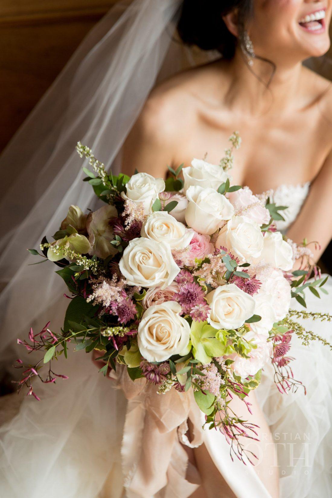 Joslyn Art Museum Omaha Nebraska Wedding Bridal Bouquet