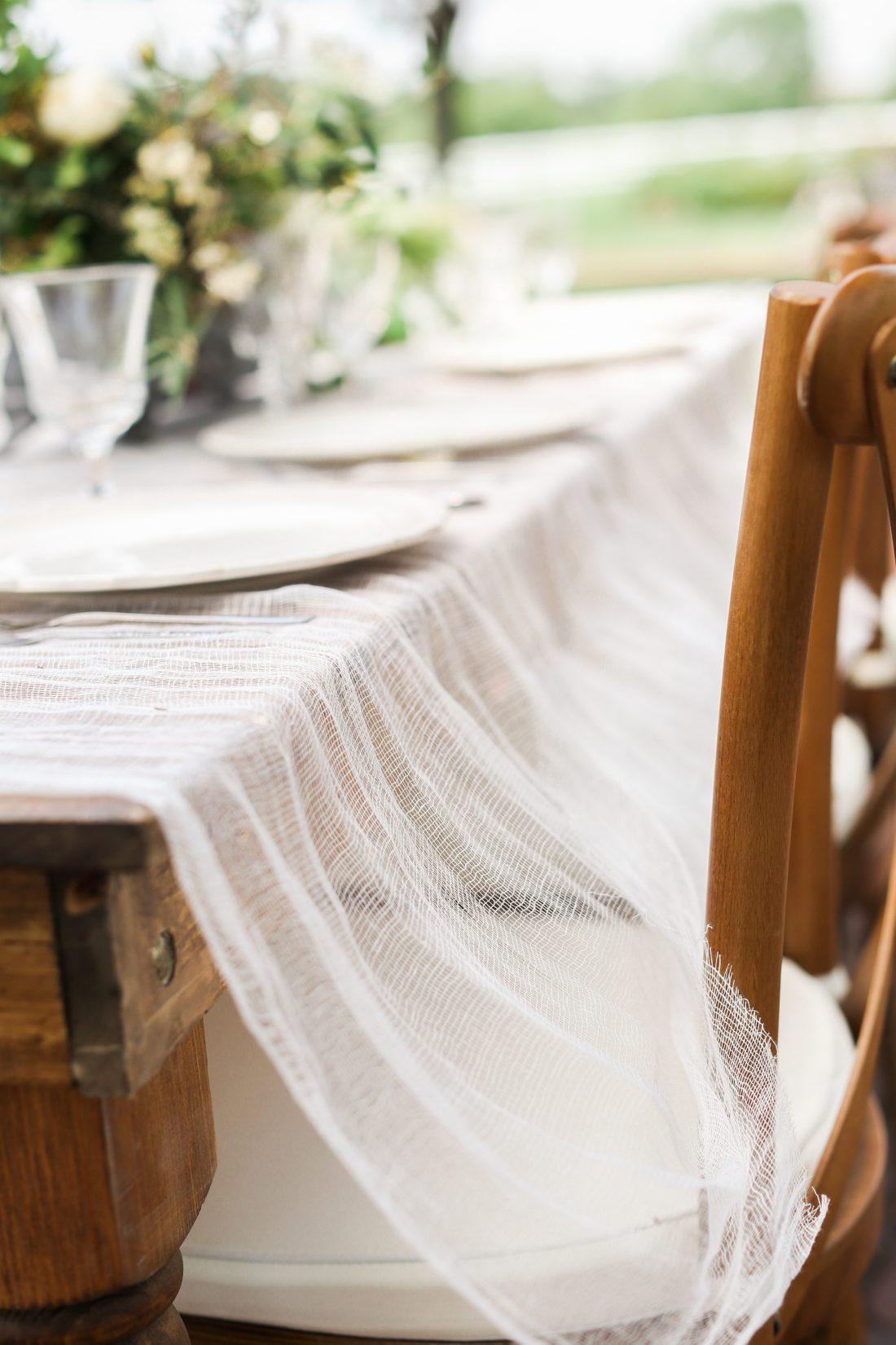 Mildale Farms Kansas City Wedding table